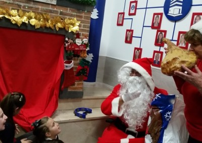 Santa Claus – Lunes y Miércoles 2015-16