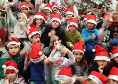 Santa Claus – Martes y Jueves 2015-16