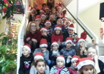 Visita de Santa Claus 2013-2014