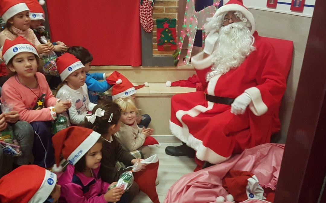 Christmas 2016-2017 lunes y miércoles