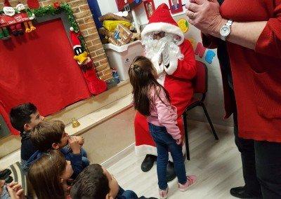 Santa Claus 2017 lunes y miercoles a las 6