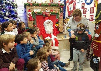 Santa Claus 2017 – Alumnos martes-jueves a las 6
