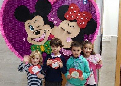 San Valentín 2018 (alumnos Lunes y Miércoles)