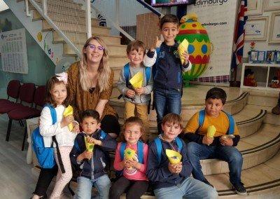 Easter 2019 (alumnos martes y jueves)