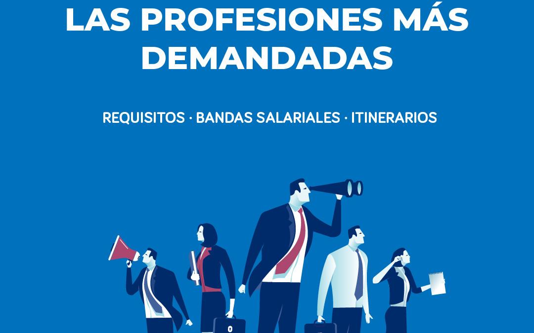 Las profesiones más demandadas en 2019